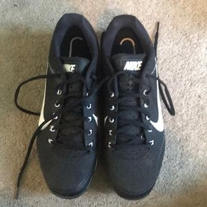 Nike Air Clipper football cleats size 10 men's